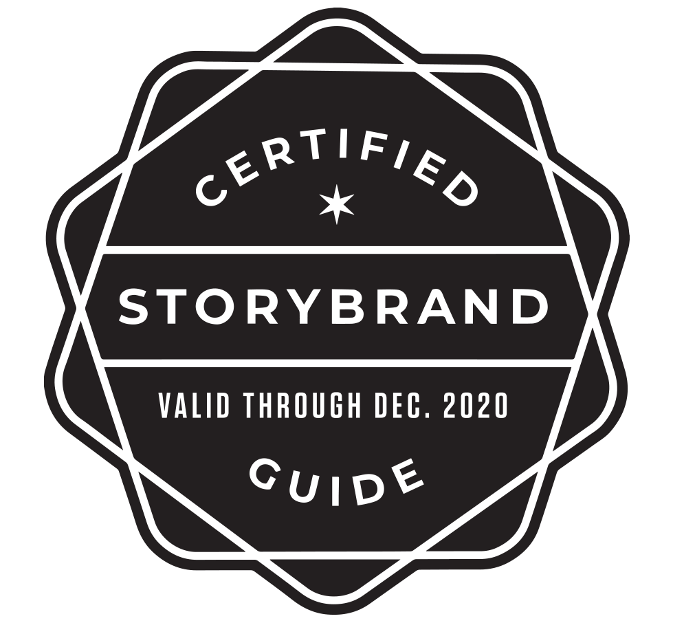 Storybrand Certified Guide i Sverige - Mattias Brännholm